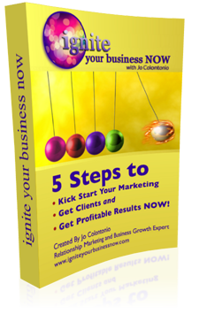 5 Steps to Kick Start Your Marketing, Get Clients & Get Results NOW!